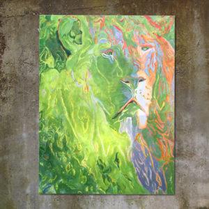 Kunst_Gemälde_King