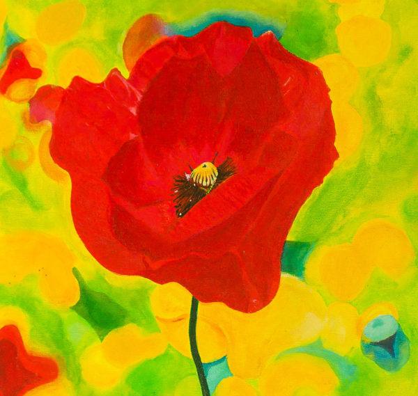 Blumen Gemälde