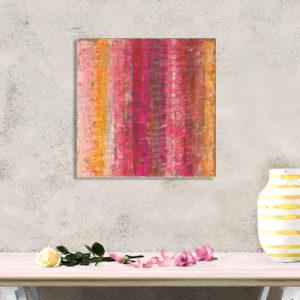 Leiwandbild Bunt abstrakte Kunst